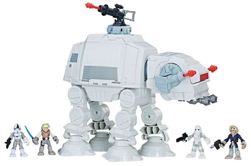 Star Wars Galactic Heroes Battle of Hoth Exclusive Playset