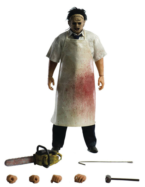 The Texas Chainsaw Massacre Leatherface Deluxe Action Figure