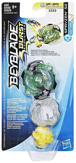Beyblade Burst Evolution Spryzen S2 Single Top