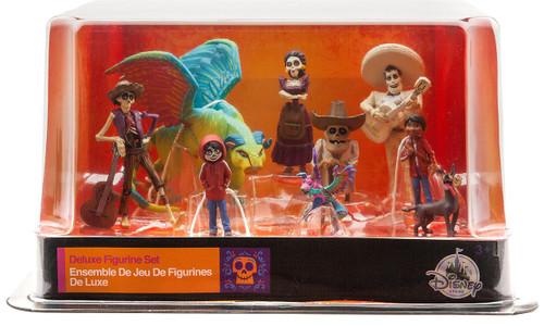 Disney / Pixar Coco Exclusive 9-Piece PVC Figure Play Set [RANDOM Version Package]