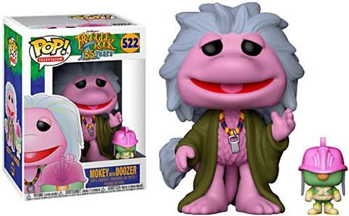 Funko Fraggle Rock POP! TV Mokey with Doozer Vinyl Figure #522