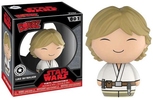 Funko Star Wars Dorbz Luke Skywalker Exclusive Vinyl Figure #001 [Special Edition]