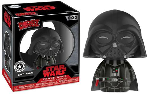 Funko Star Wars Dorbz Darth Vader Exclusive Vinyl Figure #003 [Special Edition]