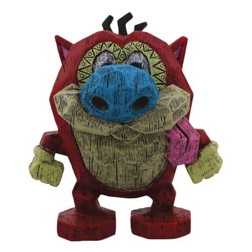 FOCO TMNT Shredder Eekeez Figurine Gray