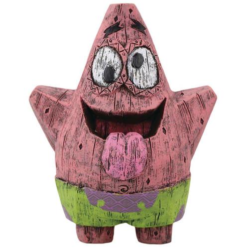 EEKEEZ SpongeBob SquarePants SpongeBob Series 1 Patrick Star 4-Inch Collectible Statue