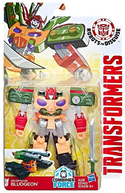 Transformers Robots in Disguise Bludgeon Warrior Action Figure