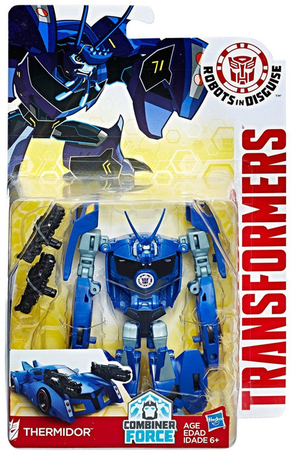 Transformers Robots in Disguise Thermidor Warrior Action Figure