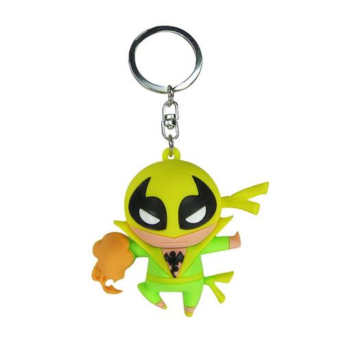 Marvel 3D Figural Keychain Series 3 Iron Fist Keychain [Loose]
