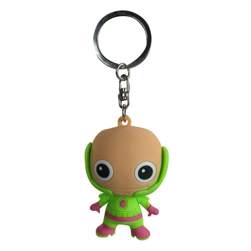 DC 3D Figural Keychains Seres 1 Lex Luthor Keychain [Loose]