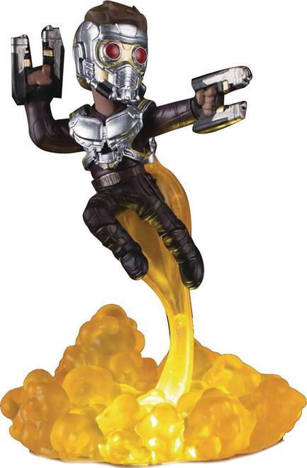Marvel Guardians of the Galaxy Q-Fig Star Lord Diorama Figure