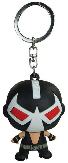 DC 3D Figural Keychains Series 2 Bane Keychain [Loose]