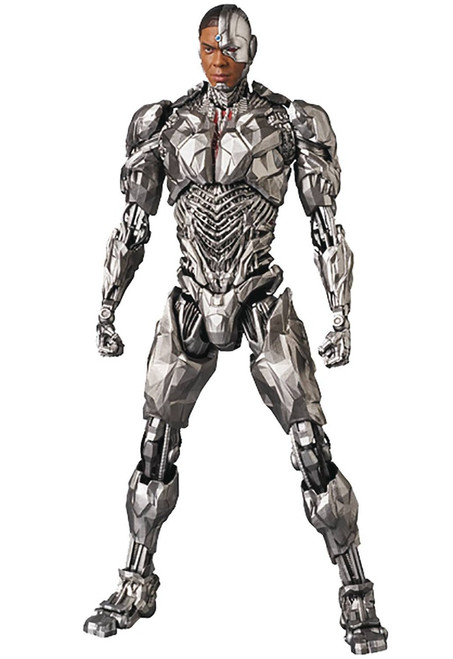 DC Justice League MAFEX Cyborg Action Figure #064 [Justice League]
