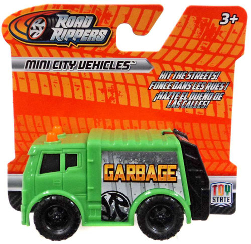 Road Rippers Garbage Truck Plastic Car