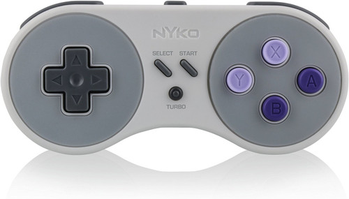 SNES Super Miniboss Wireless Video Game Controller [Super Nintendo Classic Edition]