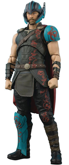 Tamashii Nations Marvel Thor: Ragnarok S.H. Figuarts Thor & Tamashii Effect Thunderbolt Set Action Figure