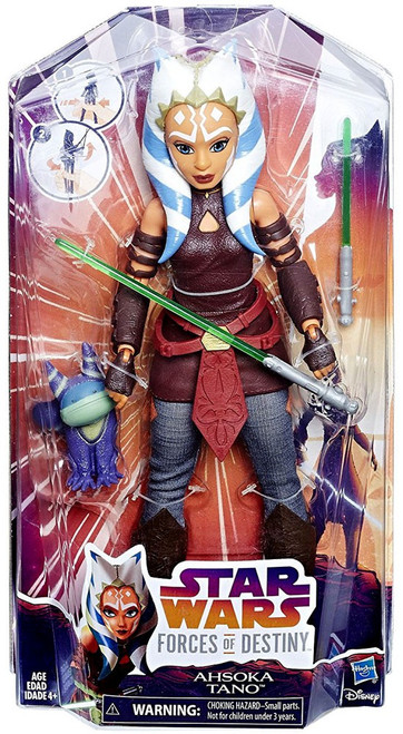 Star Wars Forces of Destiny Adventure Ahsoka Figure