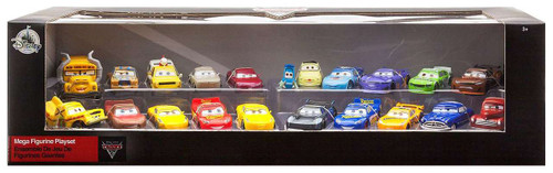 Disney / Pixar Cars Cars 3 Mega Figurine Playset Exclusive