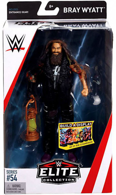 WWE Wrestling Elite Collection Series 54 Bray Wyatt Action Figure [Entrance Gear]