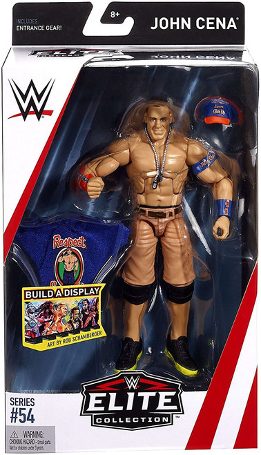 WWE Wrestling Elite Collection Series 54 John Cena Action Figure [Entrance Gear]