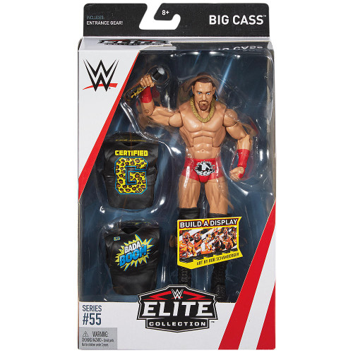 WWE Wrestling Elite Collection Series 55 Big Cass Action Figure [Entrance Gear]