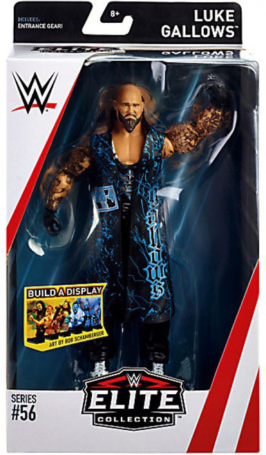 WWE Wrestling Elite Collection Series 56 Luke Gallows Action Figure