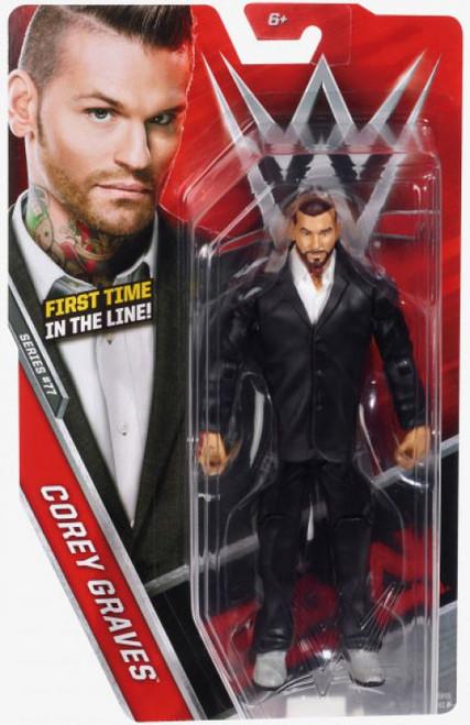 WWE Wrestling Series 77 Corey Graves Action Figure