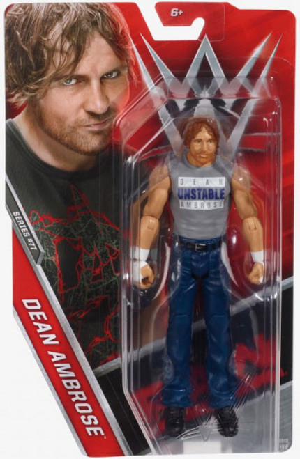 WWE Wrestling Series 77 Dean Ambrose Action Figure