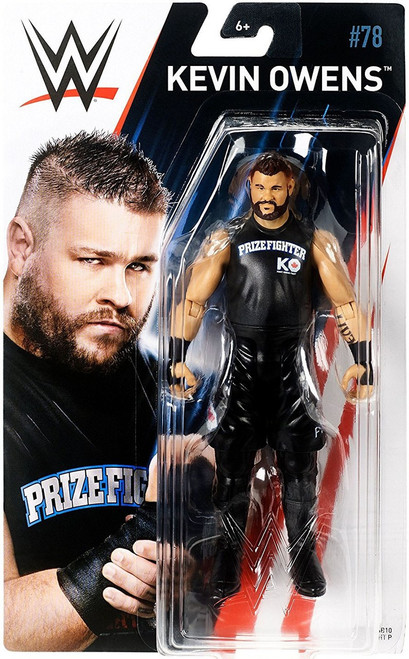 WWE Wrestling Series 78 Kevin Owens Action Figure