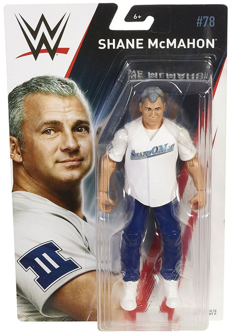 WWE Wrestling Series 78 Shane McMahon Action Figure