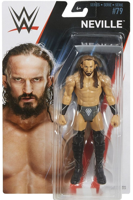 WWE Wrestling Series 79 Neville Action Figure