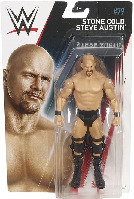 WWE Wrestling Series 79 Stone Cold Steve Austin Action Figure
