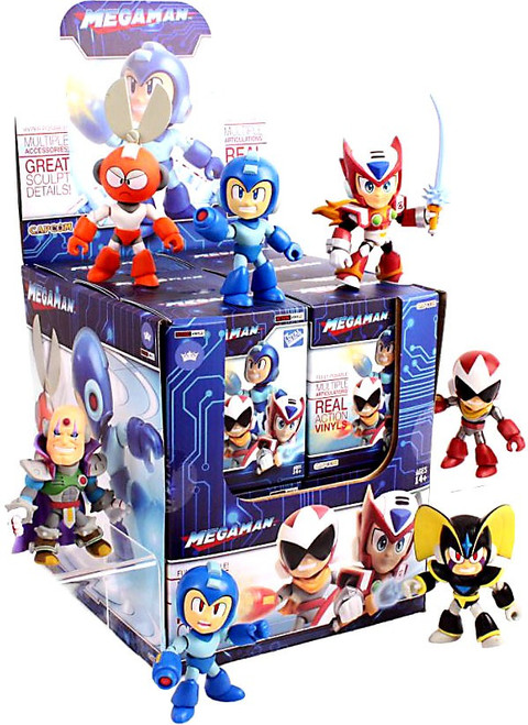 Mega Man Mystery Box [12 Packs]