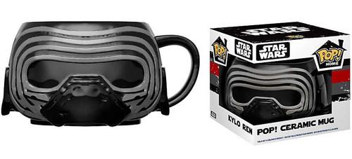 Funko Star Wars POP! Home Kylo Ren Ceramic Mug