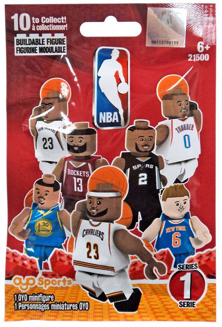 NBA Series 1 Basketball Mystery Pack #21500