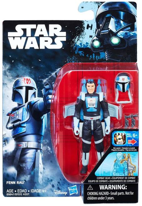 Star Wars Rebels Fenn Rau Action Figure