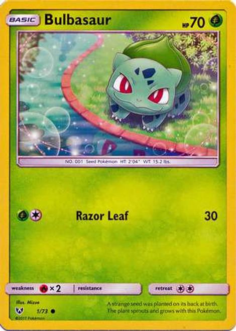 Pokemon Trading Card Game Shining Legends Common Bulbasaur #1
