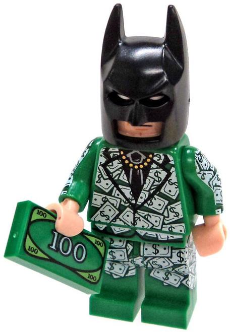LEGO Bricktober Dollar Bill Tuxedo Batman Exclusive Minifigure [Loose]