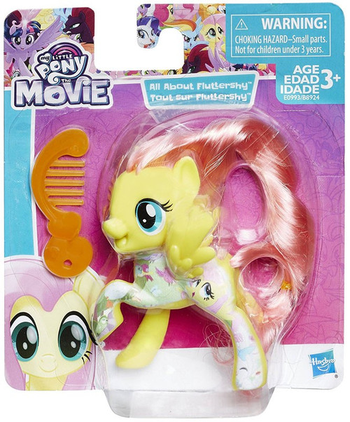 My Little Pony The Movie Fluttershy Mini Figure