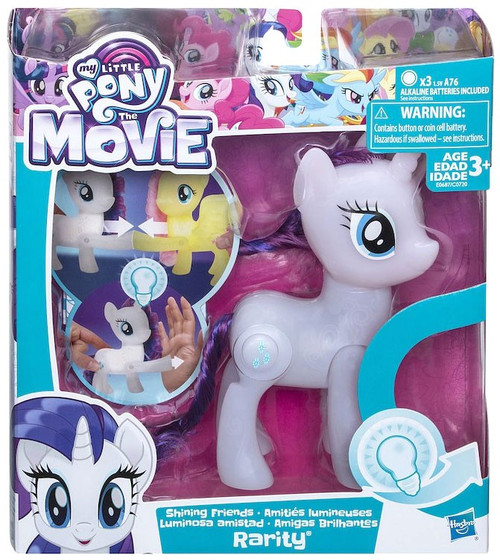 My Little Pony The Movie Shining Friends Rarity 5-Inch Figure