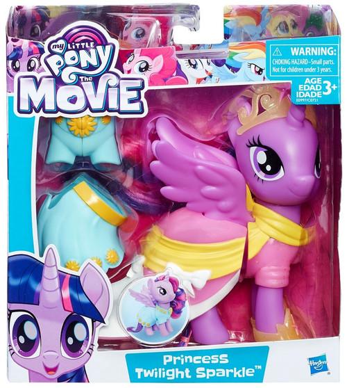 My Little Pony The Movie Snap On Fashion Princess Twilight Sparkle Figure