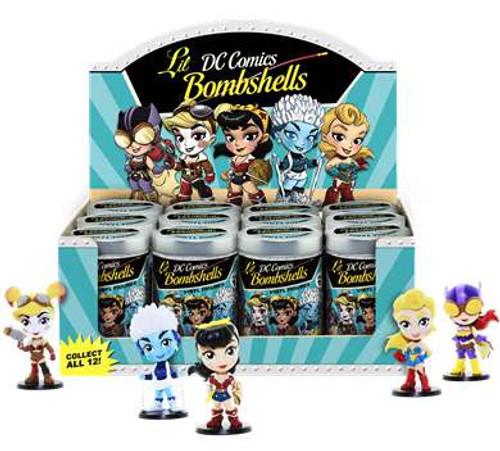 DC Lil Bombshells Series 2 Mystery Box [12 Packs]