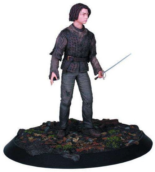 Game of Thrones Arya Stark 11-Inch Deluxe Statue
