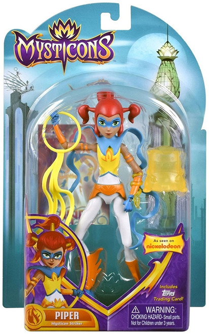 Nickelodeon Mysticons Piper Willowbrook 6.5-Inch Doll