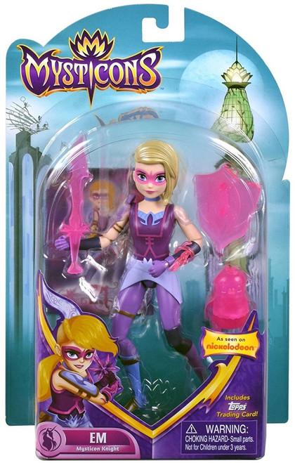 Nickelodeon Mysticons Emerald Goldenbraid 6-Inch Doll [Em]