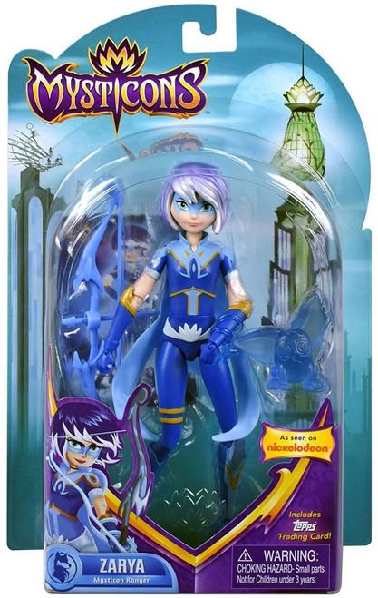 Nickelodeon Mysticons Zarya Moonwolf 7-Inch Doll
