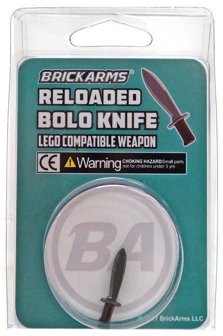 BrickArms Bolo Knife Minifigure Accessory [Overmolded]
