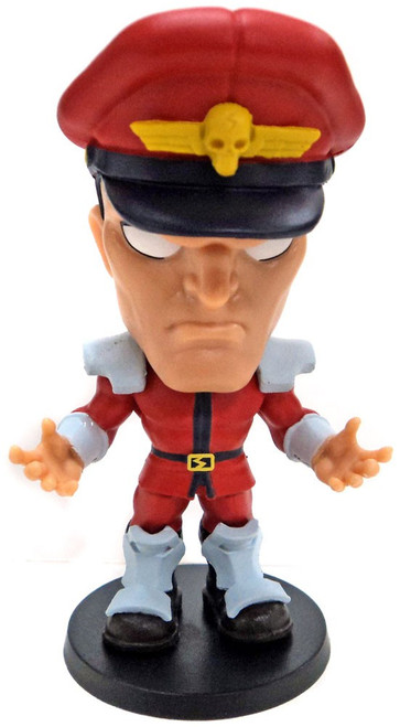 Street Fighter Lil Knockouts M. Bison 2.75-Inch Mystery Minifigure [Loose]
