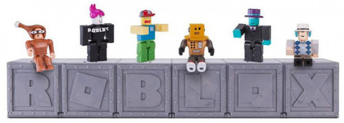 Roblox Series 1 LOT of 6 Mystery Packs