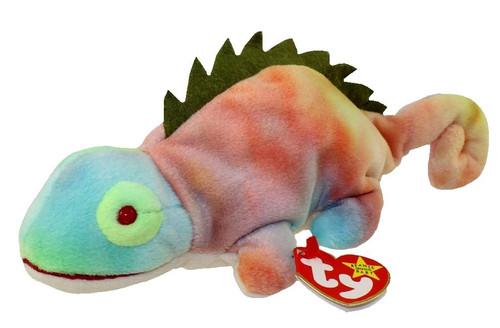 Beanie Babies Iggy the Iguana Beanie Baby Plush