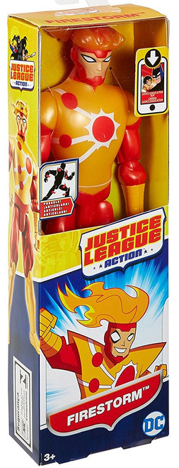 Justice League Action JLA Firestorm Action Figure